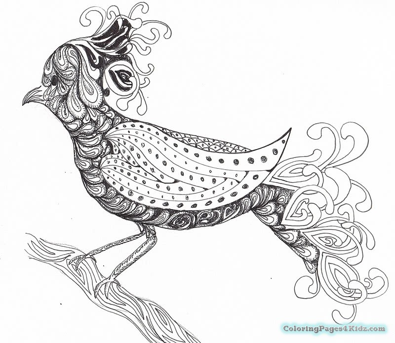 800x695 Hard Zentangle Coloring Pages S Coloring Pages For Kids