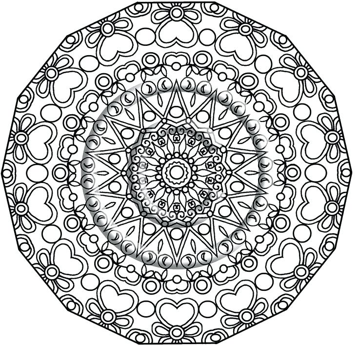 736x709 Printable Coloring Pages Pdf Coloring Pages Printable For Kids
