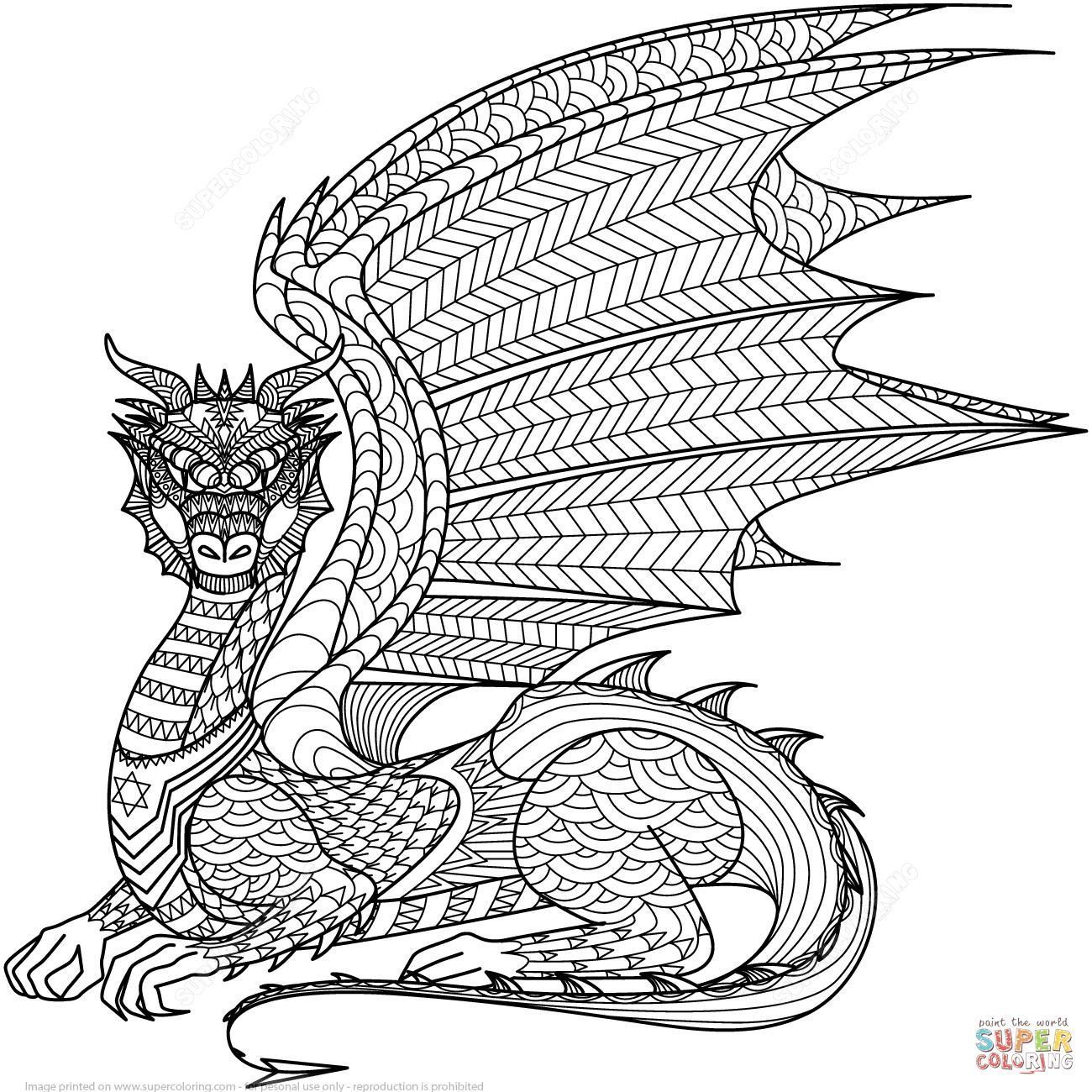 1300x1300 Coloring Pages Zentangle Coloring Sheet