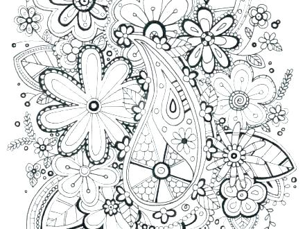 440x330 Zentangle Printable Coloring Pages Activities Ice Skating Coloring