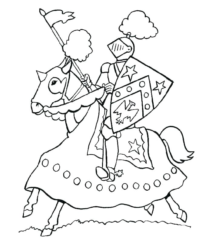 700x803 Knight Coloring Sheet Knights Coloring Pages Cool Knight Coloring