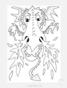Zigzag Coloring Pages