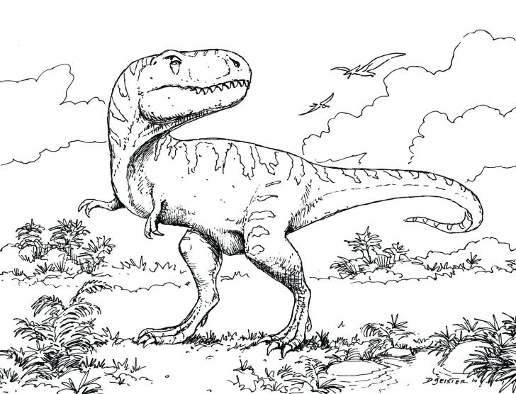 728x556 Coloring Pages Online My Little Pony Dinosaurs Fighting Awesome