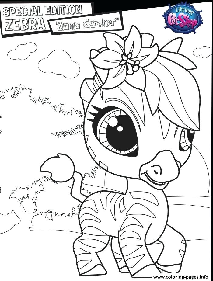 700x924 Zebra Coloring Pages Special Edition Zebra Zinnia Coloring Pages