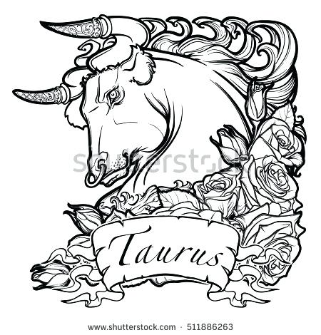 450x470 Zodiac Coloring Pages Advanced Style Coloring Book Plus Zodiac