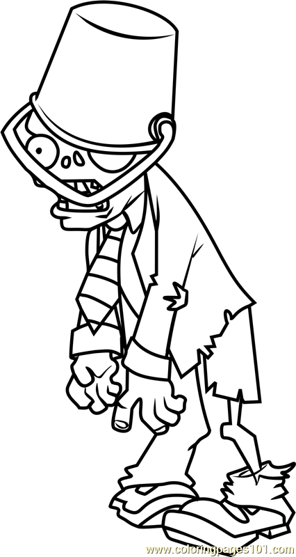 zombie coloring pages at getdrawings  free download