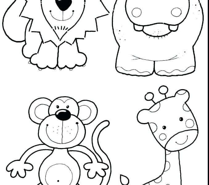 678x600 Zoo Coloring Pages Zoo Coloring Pages Zoo Coloring Pages