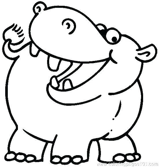 Zoo Coloring Pages For Preschoolers At Getdrawings Com Free For