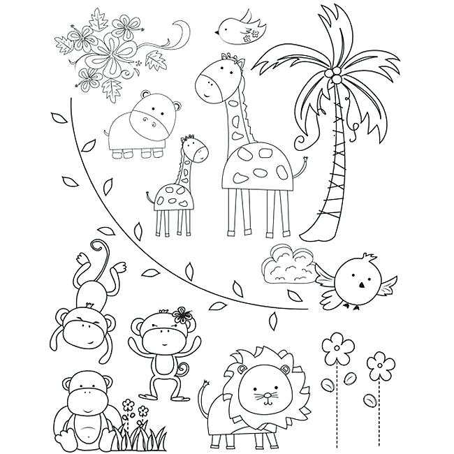 650x650 Zoo Coloring Page Zoo Coloring Pages Zoo Animals Coloring Page Zoo