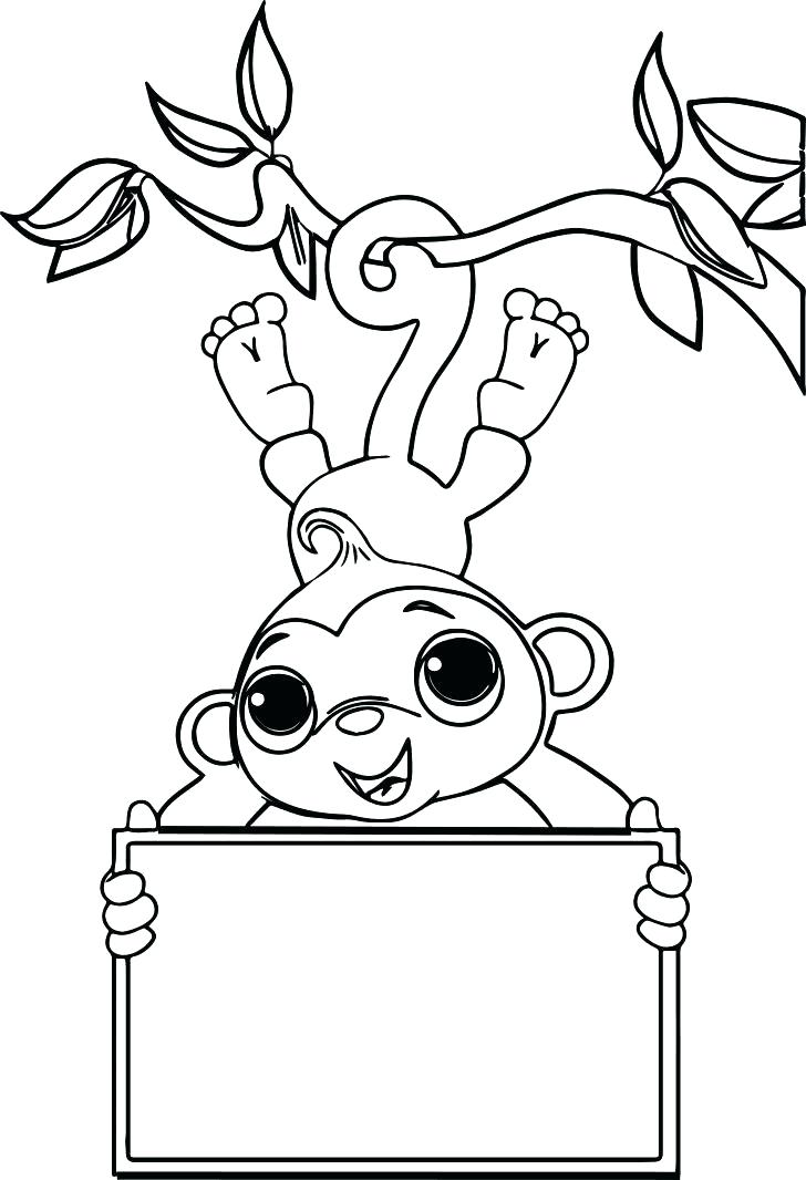 728x1066 Coloring Page Zoo Baby Zoo Animal Coloring Pages Zoo Animal