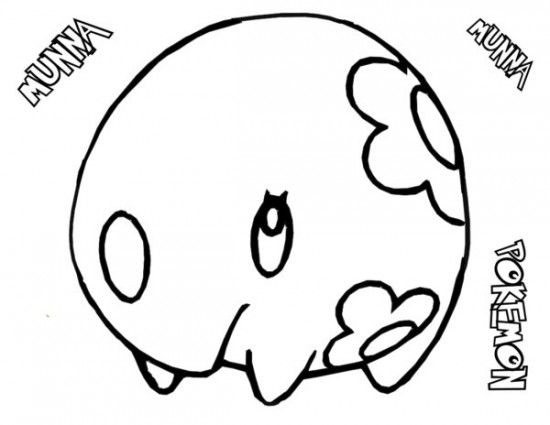 Zorua Coloring Pages