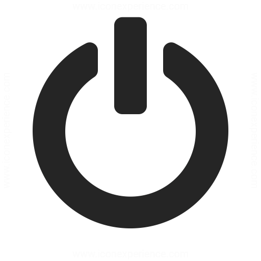 Standby Icon Iconexperience