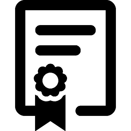 Business Diploma Icon Windows Iconset