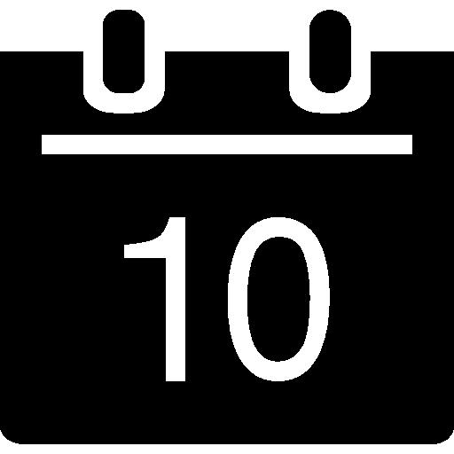 Daily Calendar On Day