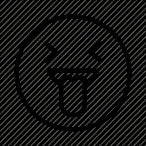 Emoji, Emoticon, Face, Happy, Portrait, Smile Icon