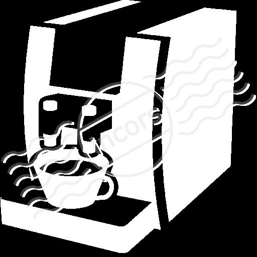 Iconexperience M Collection Coffee Machine Icon