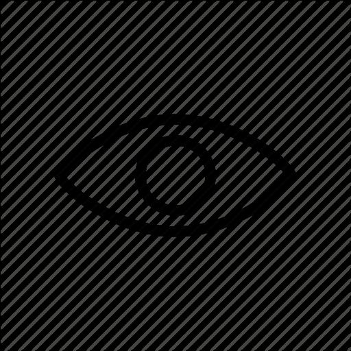 Eye, Open Eye, Pack, Password, Show, Ui Icon