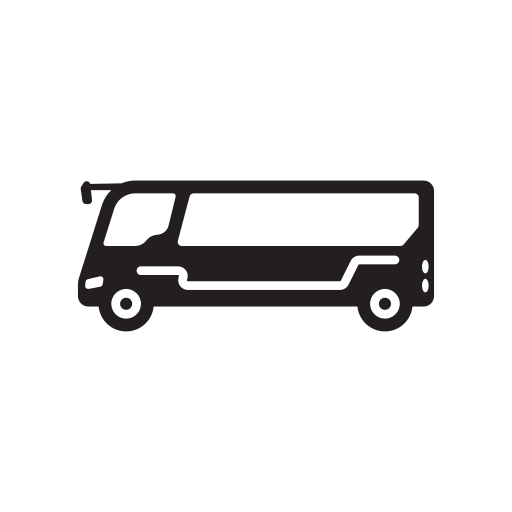 Bus, Model, Modern, School, Transport, Transportation, Trip Icon