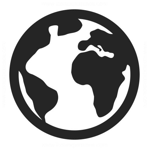 Earth Icon Iconexperience
