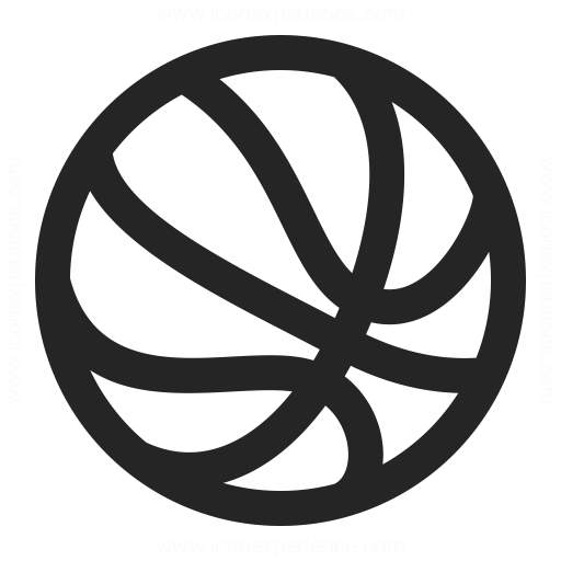 Basketball Icon Iconexperience