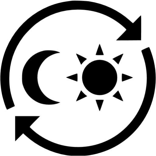 Black Hour Service Icon