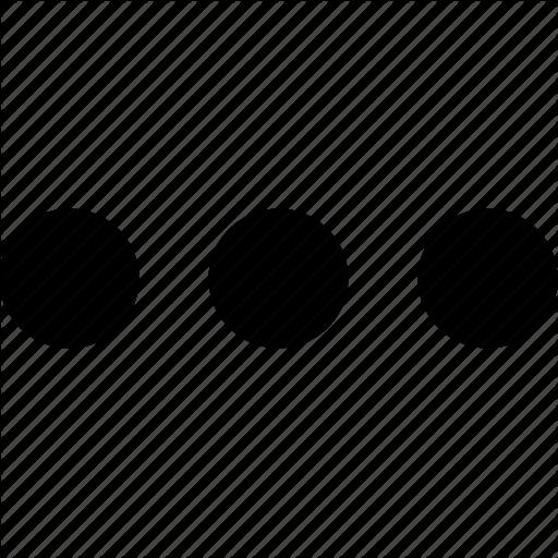 3 Line Icon