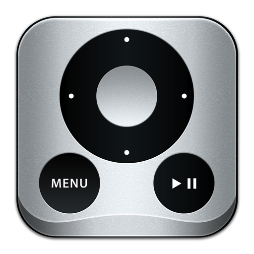 Apple Remote Icon Flurry Extras Iconset Iynque