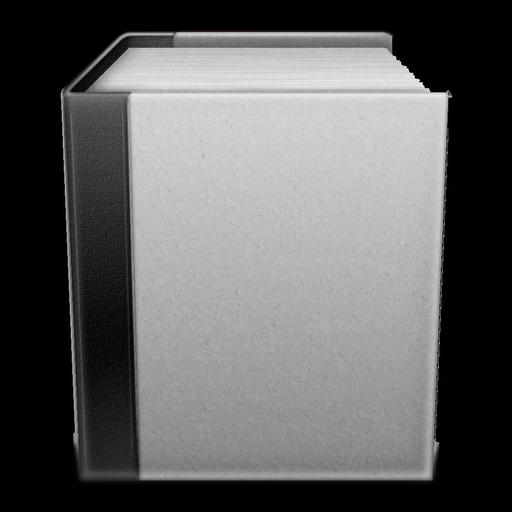 Grey Book Icon
