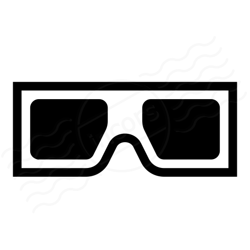Iconexperience I Collection Glasses Icon