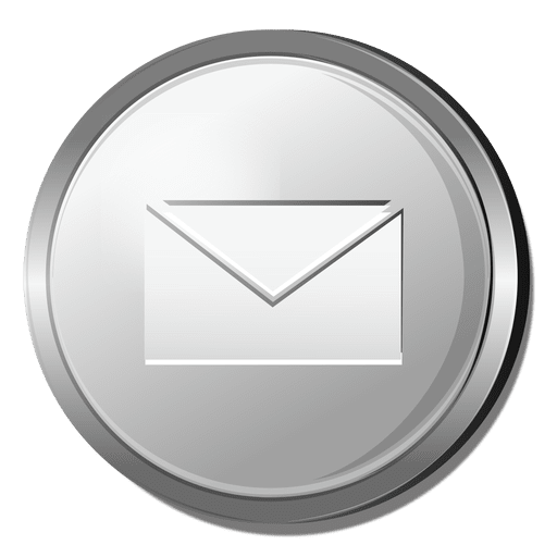 Email Silver Icon
