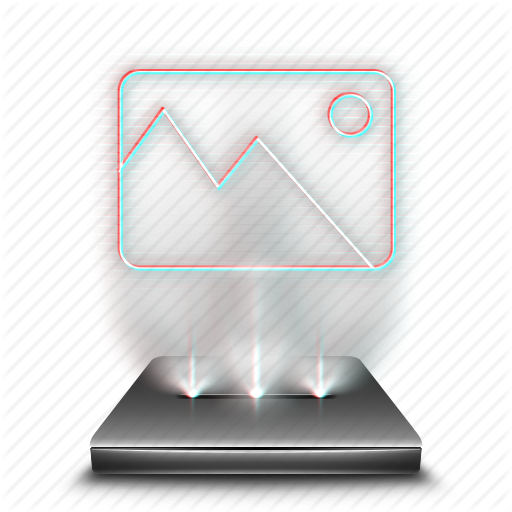 Camera, Gallery, Hologram, Photo, Photography, Photos, Picture Icon