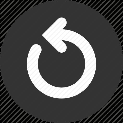 Refresh, Restart Icon Icon Search Engine, Windows Restart Button