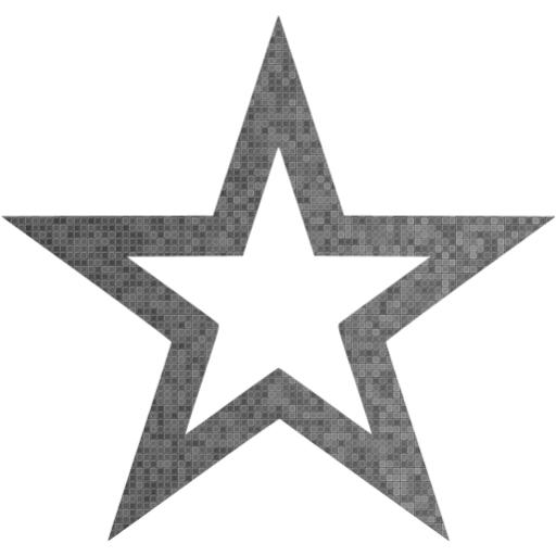 Custom Color Star Icon
