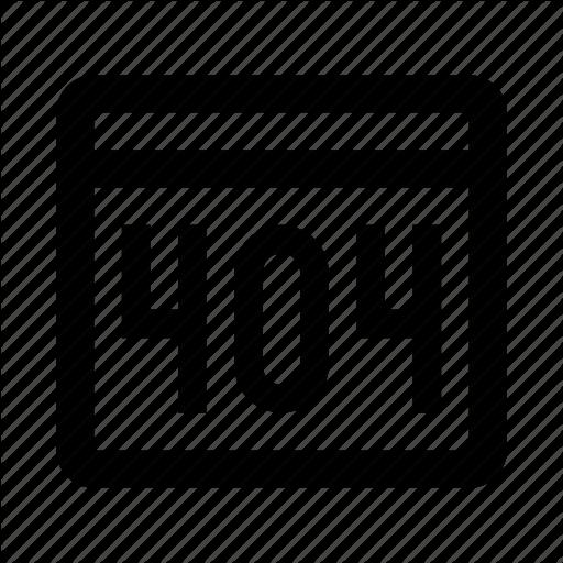 Error, Page, Window Icon