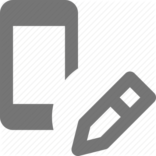 Edit, Pencl, Phone, Smartphone, Telephone Icon