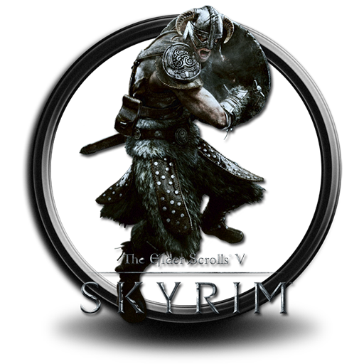 Amazing The Elder Scrolls Skyrim Icon
