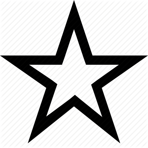 Star Icon Transparent Png Clipart Free Download