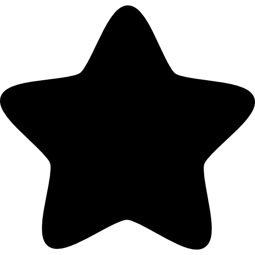 Star With Five Points