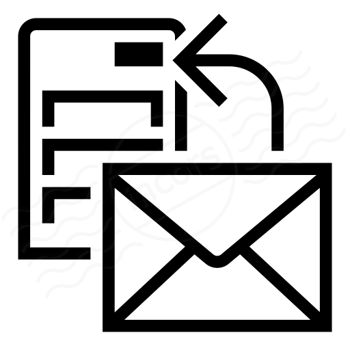 Iconexperience I Collection Server Mail Upload Icon