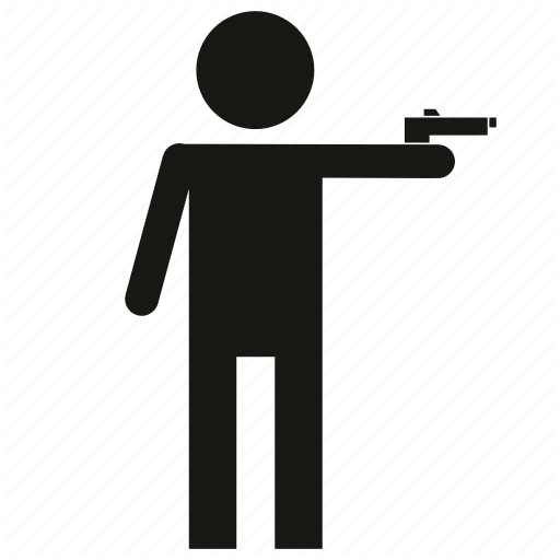 People Famous Gun Icons