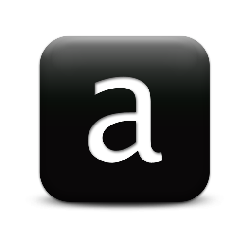 Letter A Icons