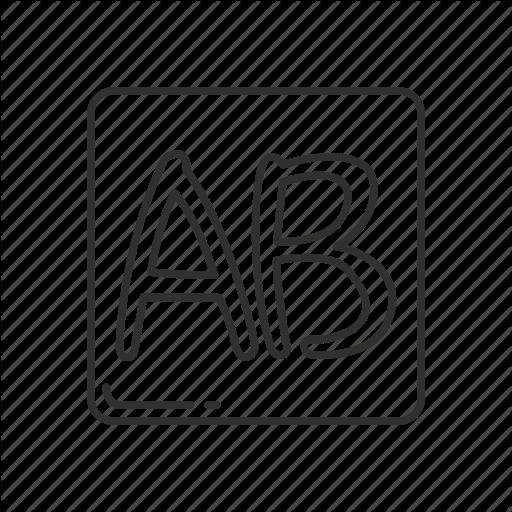 Ab, Ab Sign, Ab Symbol, Capital Letter Ab, Emoji, Letter, Squared
