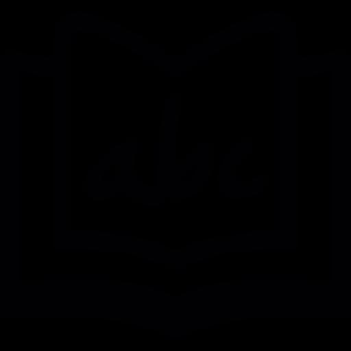 Alphabet, Vowel, Book, Tools And Utensils, Abc, Consonant Icon