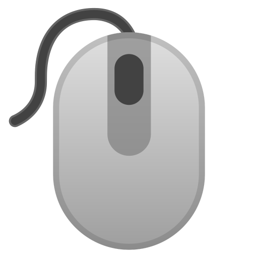 Computer Mouse Icon Noto Emoji Objects Iconset Google