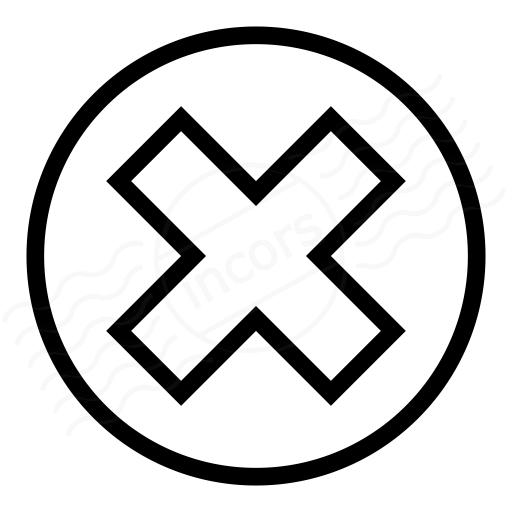 Iconexperience I Collection Delete Icon