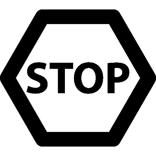 Stop Sign, Cancel, Halt, Ignore, Abort, Sign, Terminate, Stop