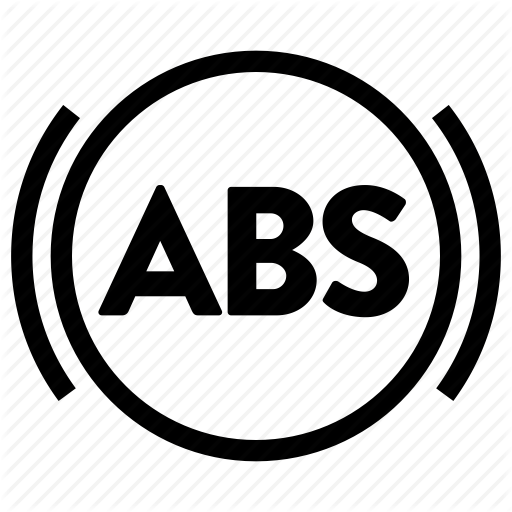 Abs, Alert, Anti Lock Braking System, Auto, Brake, Warning Icon
