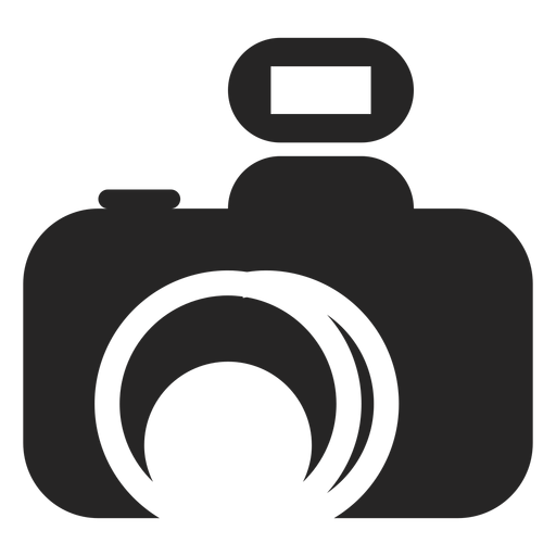 Abstract Camera Icon