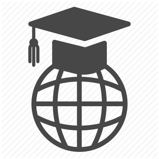 Academy, Education, Graduation, Learning, Online, School, Study Icon