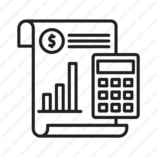 Download Budget Accounting Icon Inventicons